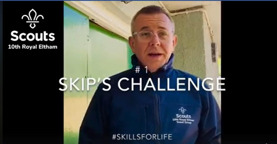 Skip's Lockdown Challenges